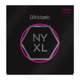 D'Addario NYXL Nickel Wound Electric Guitar