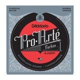 D'Addario Pro-Arté Carbon Classical
