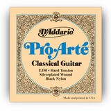 D'Addario Pro-Arte - EJ50 28-44 Hard Tension Black Nylon