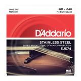 D'Addario Stainless Steel Mandolin