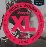 D'Addario XL Nickel Round Wound - EXL157 14-68 Baritone Medium