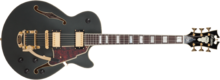 D'angelico Deluxe Bob Weir SS