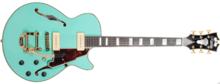 D'angelico Excel SS Shoreline