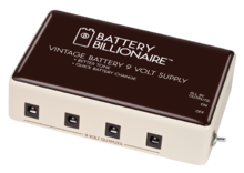 Danelectro Battery Billionaire
