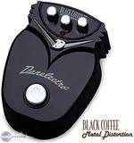 Danelectro DJ-21 Black Coffee Metal Distortion