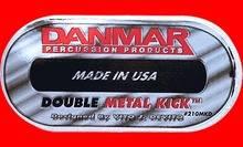 Danmar Double Metal Kick