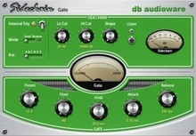 db Audioware Sidechain Gate 2