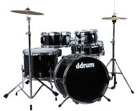 Ddrum D1 - Midnight Black