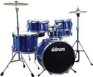 Ddrum D1 - Police Blue