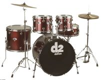 Ddrum D2 - Blood Red