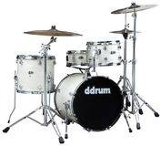 Ddrum D3 - White Oyster