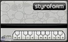 De La Mancha styrofoam [Freeware]