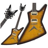 Dean Guitars '79 Series Z - Trans Brazilia
