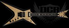 Dean Guitars DCR #7 DCR Stealth Floyd - Gloss Natural
