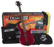 Dean Guitars E09 Bass & Amp Pack - Metallic Red
