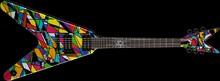 Dean Guitars Michael Schenker Kaleidoscope