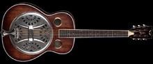 Dean Guitars Resonator Spider - Antique Natural Distressed Oil