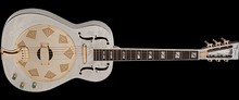 Dean Guitars Resonator Thin Body Electric - Chrome Gold