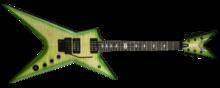 Dean Guitars Stealth Floyd FM