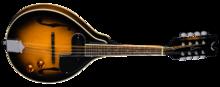 Dean Guitars Tennessee AE Magnetic & Piezo Mando