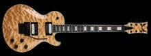 Dean Guitars Thoroughbred Select Floyd Quilt Top GN