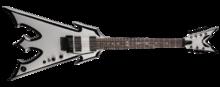 Dean Guitars Trident 7 Wayne Findlay SVBK