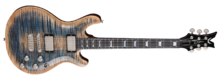 Dean Guitars USA Icon Flame Top