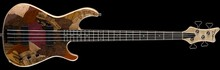 Dean Guitars USA Jeff Berlin Patchwork