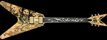 Dean Guitars USA Schenker Brothers Limited