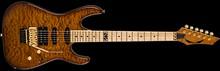 Dean Guitars USA Vinnie Moore Vinman 2000 - Trans Amber