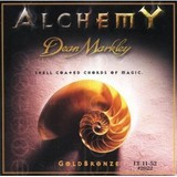 Dean Markley Alchemy Gold Bronze - 2022 11-52 LT Light