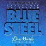 Dean Markley Blue Steel Acoustic - 2032 10-48 XL Extra Light