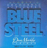 Dean Markley Blue Steel Acoustic - 2038 13-58 MED Medium