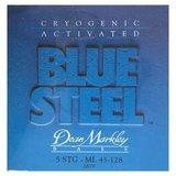 Dean Markley Blue Steel Bass - 2679 45-128 ML-5 Medium Light 5-String