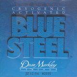 Dean Markley Blue Steel Electric - 2555 12-54 JZ Jazz