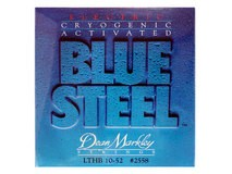 Dean Markley Blue Steel Electric - 2558 10-52 LTHB Light Top / Heavy Bottom