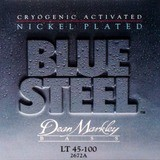 Dean Markley Blue Steel NPS Bass - 2672A 45-100 LT Light