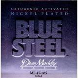 Dean Markley Blue Steel NPS Bass - 2674A 45-105 ML Medium Light