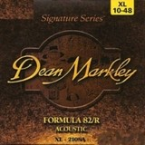 Dean Markley Formula 82/R Acoustic - 2108A 10-48 XL Extra Light