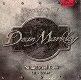 Dean Markley NickelSteel Bass - 2604A 45-105 ML Medium Light