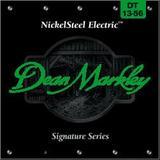 Dean Markley NickelSteel Electric - 2500 13-56 DT Drop Tune