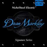 Dean Markley NickelSteel Electric - 2507 11-52 MTHB Medium Top / Heavy Bottom