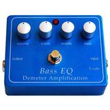 Demeter BEQ-PB Bass EQ Preamp