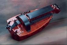 Denis Siorat Vielle à roue électroacoustique alto