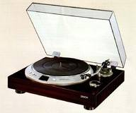 Denon DP-1200 Turntable