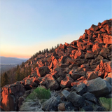 Devine Sound Field Recordings of the Mysterious Ringing Rocks/Montana