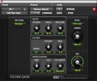 Digidesign AIR Filter Gate