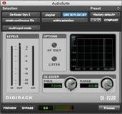 Digidesign DigiRack De-esser