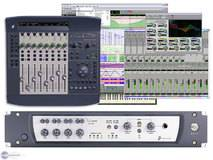 Digidesign Pack 002 Rack + Command 8