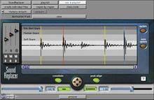 Digidesign Sound Replacer